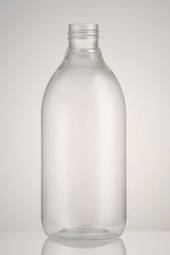 500ml Round Bottle (G500R)